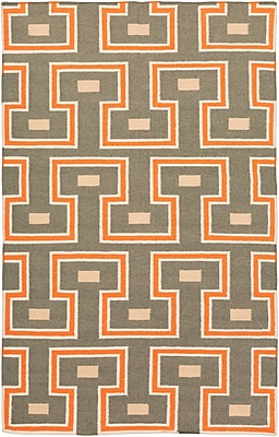Surya Frontier FT471-58 Hand Woven Rug, 5' x 8' Rectangle