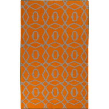 Surya Frontier FT493-58 Hand Woven Rug, 5' x 8' Rectangle