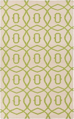 Surya Frontier FT532-811 Hand Woven Rug, 8' x 11' Rectangle
