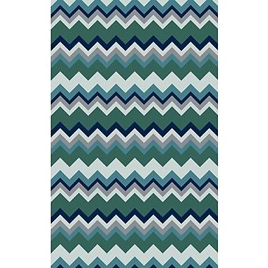 Surya Frontier FT603-811 Hand Woven Rug, 8' x 11' Rectangle
