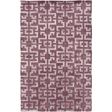 Surya Mugal IN8612-58 Hand Knotted Rug, 5' x 8' Rectangle