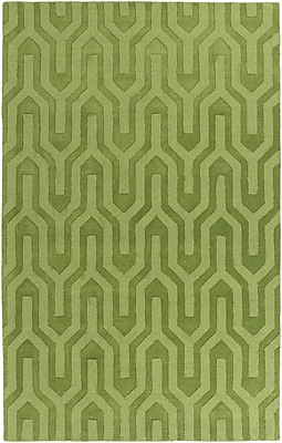 Surya Mystique M5386-23 Hand Loomed Rug, 2' x 3' Rectangle
