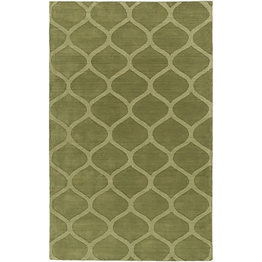 Surya Mystique M5394-23 Hand Loomed Rug, 2' x 3' Rectangle