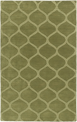 Surya Mystique M5394-58 Hand Loomed Rug, 5' x 8' Rectangle
