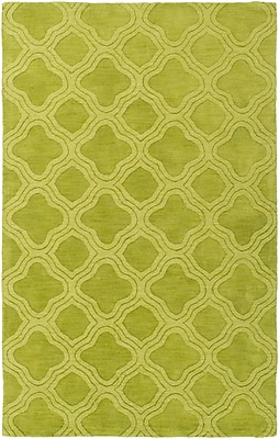 Surya Mystique M5406-58 Hand Loomed Rug, 5' x 8' Rectangle