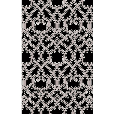 Surya Florence Broadhurst Mount Perry MTP1032-58 Hand Tufted Rug, 5' x 8' Rectangle