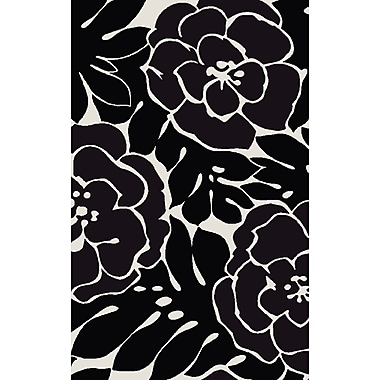 Surya Florence Broadhurst Paddington PDG2041-58 Hand Woven Rug, 5' x 8' Rectangle