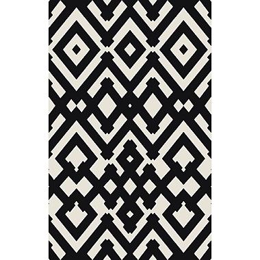 Surya Florence Broadhurst Paddington PDG2043-58 Hand Woven Rug, 5' x 8' Rectangle