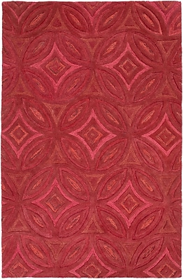 Surya Perspective PSV42-23 Hand Tufted Rug, 2' x 3' Rectangle