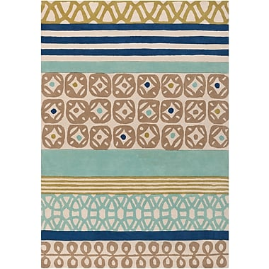 Surya Scion SCI18-58 Hand Tufted Rug, 5' x 8' Rectangle
