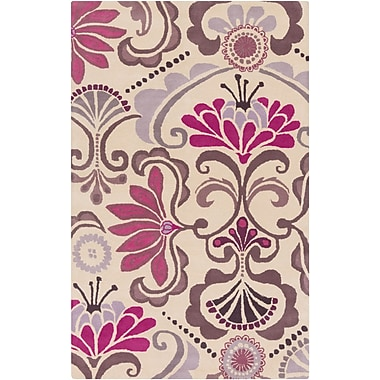 Surya KD Spain Alhambra ALH5016-58 Hand Tufted Rug, 5' x 8' Rectangle