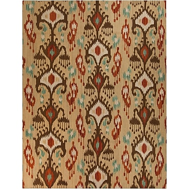 Surya Frontier FT113-811 Hand Woven Rug, 8' x 11' Rectangle