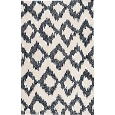 Surya Frontier FT175-58 Hand Woven Rug, 5' x 8' Rectangle