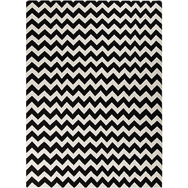 Surya Frontier FT238-811 Hand Woven Rug, 8' x 11' Rectangle