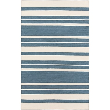 Surya Frontier FT441-58 Hand Woven Rug, 5' x 8' Rectangle