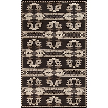Surya Frontier FT475-811 Hand Woven Rug, 8' x 11' Rectangle