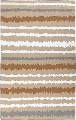 Surya Frontier FT489-58 Hand Woven Rug, 5' x 8' Rectangle
