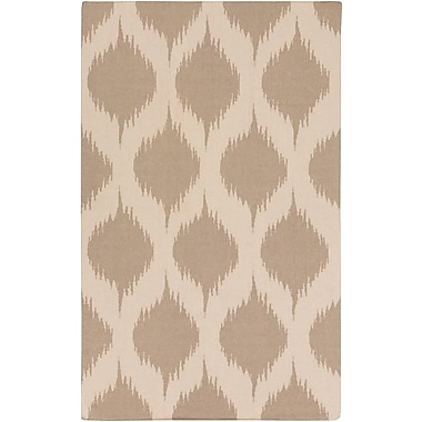 Surya Frontier FT513-811 Hand Woven Rug, 8' x 11' Rectangle