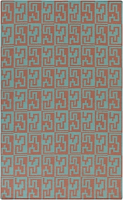 Surya Frontier FT526-58 Hand Woven Rug, 5' x 8' Rectangle