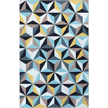 Surya Frontier FT549-58 Hand Woven Rug, 5' x 8' Rectangle