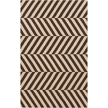 Surya Frontier FT577-58 Hand Woven Rug, 5' x 8' Rectangle