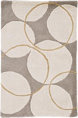 Surya Goa G5037-913 Hand Tufted Rug, 9' x 13' Rectangle