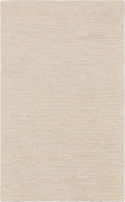 Surya Graphite GPH51-811 Hand Loomed Rug, 8' x 11' Rectangle