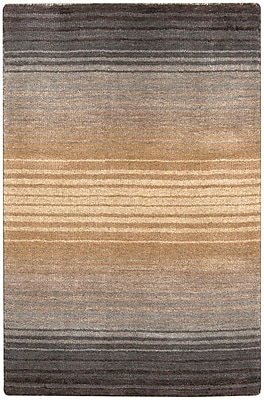 Surya Indus Valley IND95-23 Hand Loomed Rug, 2' x 3' Rectangle