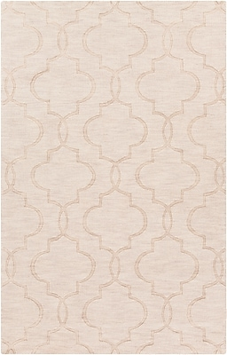 Surya Mystique M5179-58 Hand Loomed Rug, 5' x 8' Rectangle