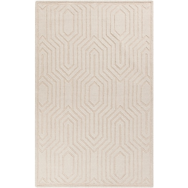 Surya Mystique M5314-58 Hand Loomed Rug, 5' x 8' Rectangle