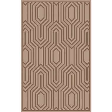 Surya Mystique M5368-58 Hand Loomed Rug, 5' x 8' Rectangle