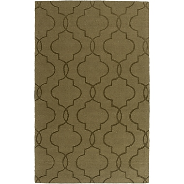 Surya Mystique M5383-23 Hand Loomed Rug, 2' x 3' Rectangle