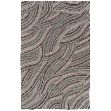 Surya Perspective PSV35-811 Hand Tufted Rug, 8' x 11' Rectangle