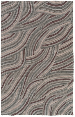 Surya Perspective PSV35-58 Hand Tufted Rug, 5' x 8' Rectangle