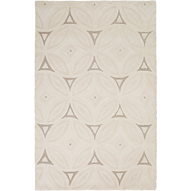 Surya Perspective PSV43-58 Hand Tufted Rug, 5' x 8' Rectangle