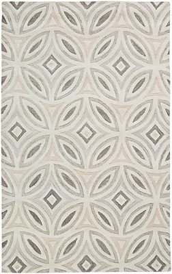 Surya Perspective PSV46-23 Hand Tufted Rug, 2' x 3' Rectangle