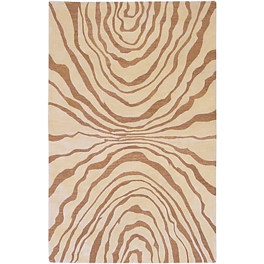 Surya Studio SR113-58 Hand Tufted Rug, 5' x 8' Rectangle