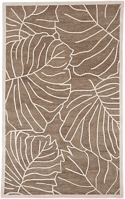 Surya Studio SR138-58 Hand Tufted Rug, 5' x 8' Rectangle