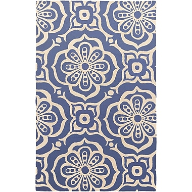 Surya KD Spain Alhambra ALH5004-58 Hand Tufted Rug, 5' x 8' Rectangle