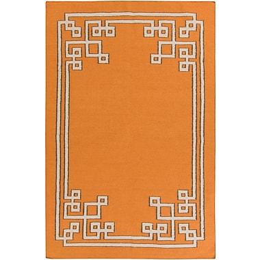 Surya Beth Lacefield Alameda AMD1016-58 Hand Woven Rug, 5' x 8' Rectangle