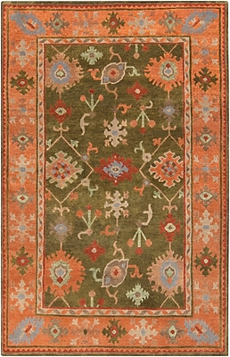 Surya Anastacia ANA8409-58 Hand Knotted Rug, 5' x 8' Rectangle