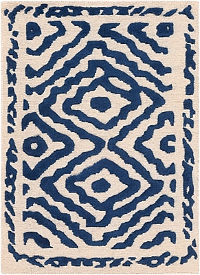 Surya Beth Lacefield Atlas ATS1002-23 Hand Knotted Rug, 2' x 3' Rectangle