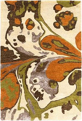 Surya Banshee BAN3314-23 Hand Tufted Rug, 2' x 3' Rectangle