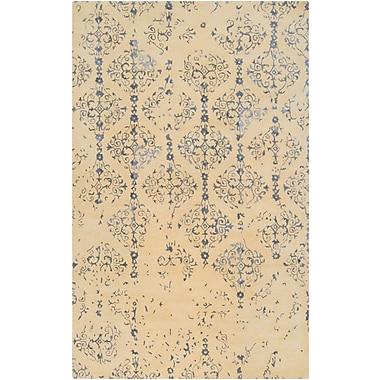Surya Banshee BAN3315-58 Hand Tufted Rug, 5' x 8' Rectangle