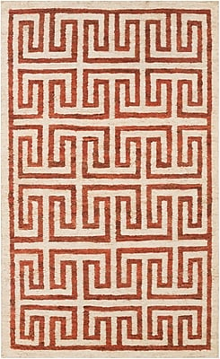 Surya Columbia CBA118-811 Hand Woven Rug, 8' x 11' Rectangle