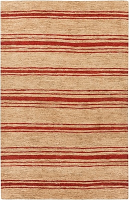 Surya Columbia CBA120-811 Hand Woven Rug, 8' x 11' Rectangle