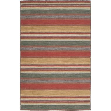Surya Calvin CLV1004-58 Hand Woven Rug, 5' x 8' Rectangle