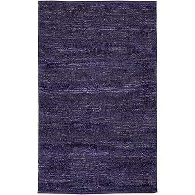 Surya Continental COT1932-58 Hand Woven Rug, 5' x 8' Rectangle