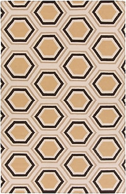 Surya Jill Rosenwald Fallon FAL1039-58 Hand Woven Rug, 5' x 8' Rectangle