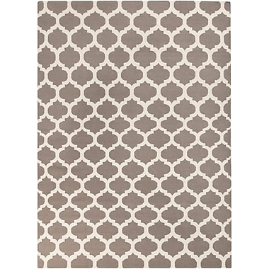 Surya Frontier FT122-811 Hand Woven Rug, 8' x 11' Rectangle